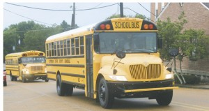 Holley Cochran / The Prentiss Headlight—We see yellow buses again from The Headlight as Jefferson Davis County Schools are in full swing with their first week of school. All teachers and administrators report a smooth start to the new school year.