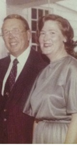 Dr. and Mrs. Tripp in the 80s