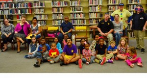 The Prentiss Headlight—Children and parents were present at Bassfield for the Winter Reading Program finale.