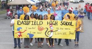 Holley Cochran / The Prentiss Headlight—Bassfield High School Team