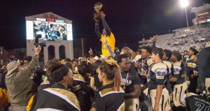 The Bassfield Yellojackets won their 4th consecutive state championship title Friday afternoon defeating Webster.