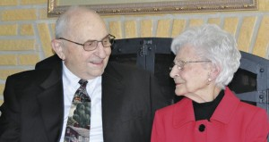 The Prentiss Headlight–Bob and Edith Baughman of Bassfield have been sweethearts for 64 years.