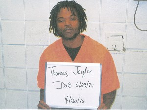 The Prentiss Headlight—Jaylen Thomas has been arrested and charged in the murder of Damos Daniels.